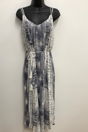 Tribal Jeans Cool Hippie Dress - Front full body