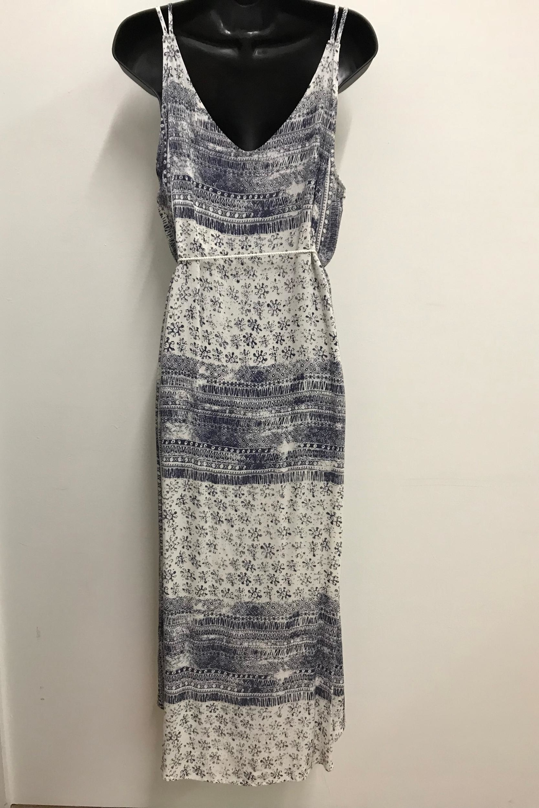 Tribal Jeans Cool Hippie Dress - Side Cropped Image
