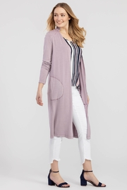 Tribal Jeans Lovely Lavender Duster - Product Mini Image