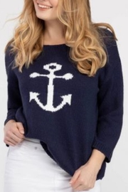 Tribal Jeans Nautical Anchor Top - Product Mini Image