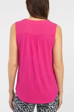 Tribal Jeans Pretty Pink Tank - Alternate List Image
