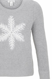Tribal Jeans Soft Snowflake Sweater - Front full body