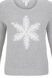 Tribal Jeans Soft Snowflake Sweater - Product Mini Image