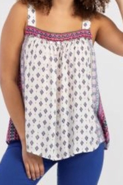 Tribal Jeans Summer Coin Top - Product Mini Image