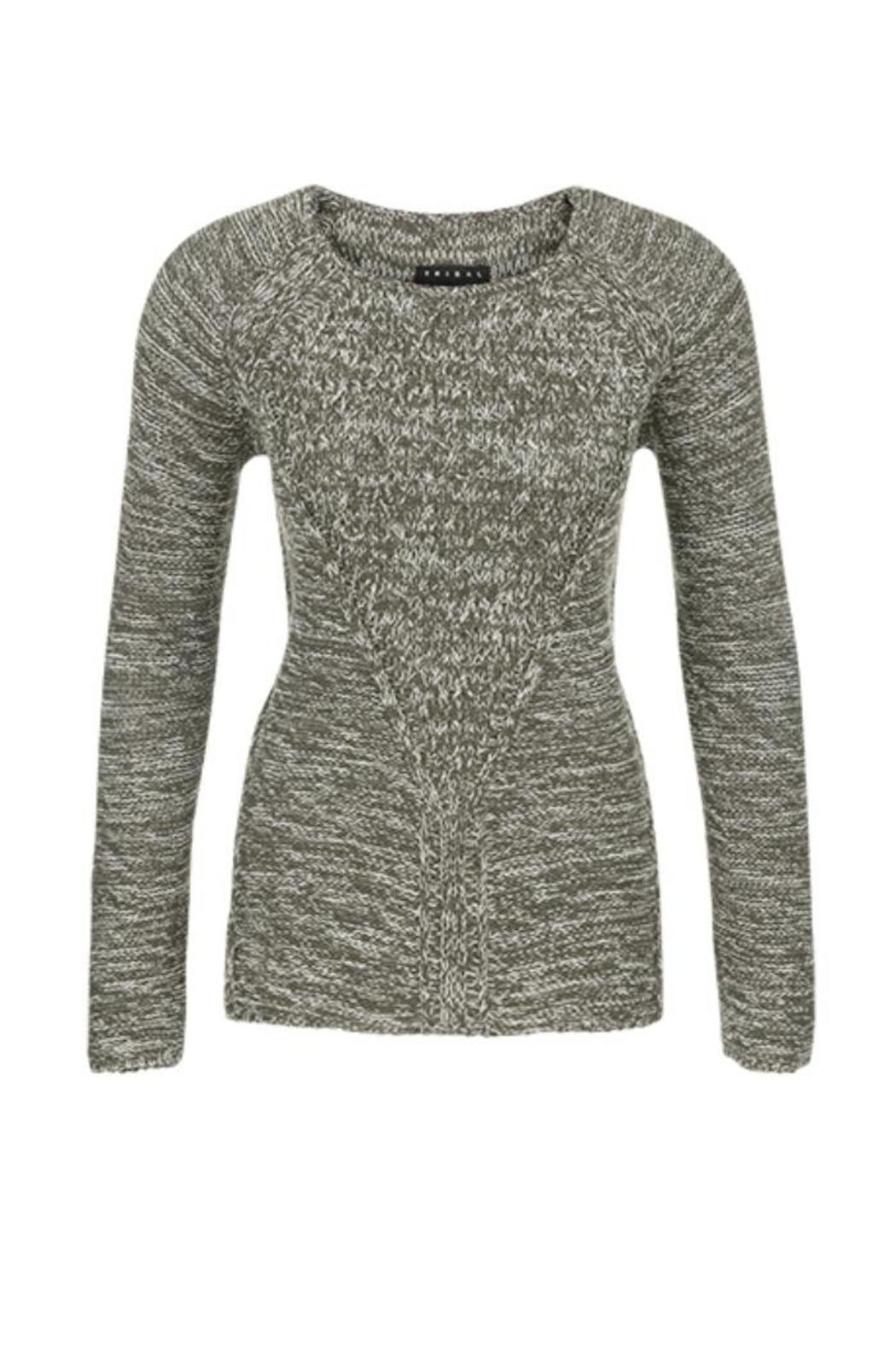 Tribal Sportswear Cypress Raglan Sweater - Main Image
