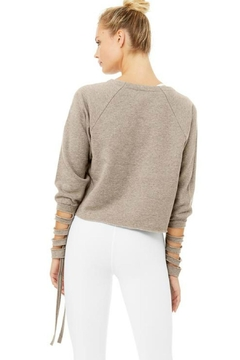 ALO Yoga Tribe L/s Top - Alternate List Image