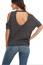 Chaser Triblend Deconstructed Dolman - Front full body