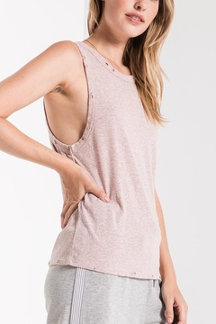Zsupply Triblend Racer Tank - Product List Image