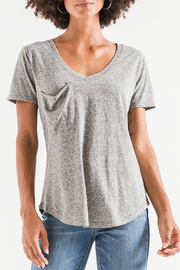 Z Supply  Triblend V neck Pocket Tee - Product Mini Image