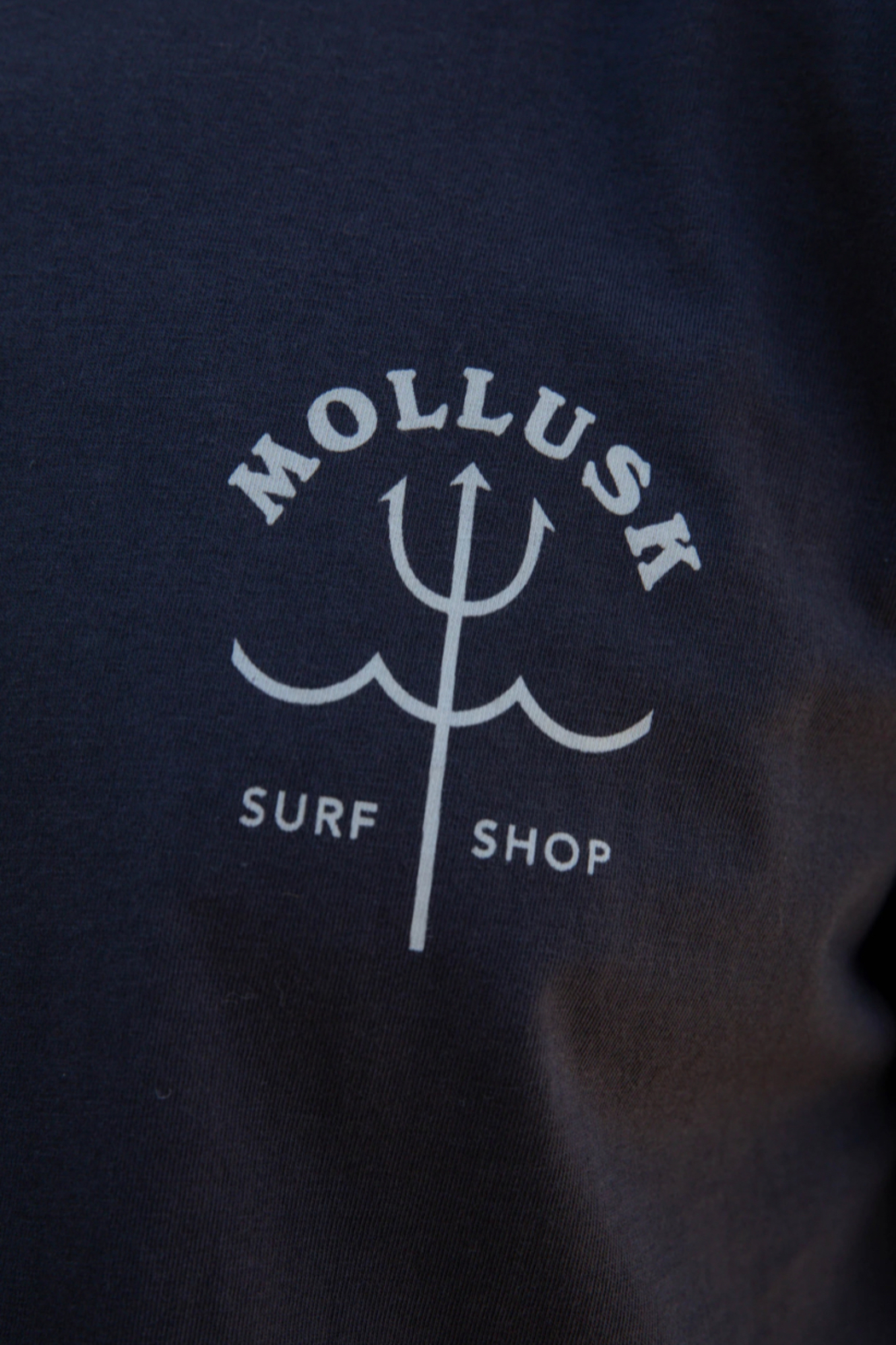 Mollusk Trident Tee - Side Cropped Image