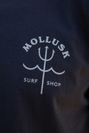 Mollusk Trident Tee - Side cropped