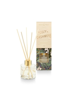 Tried & True by Illume Cozy Cashmere Diffuser - Alternate List Image