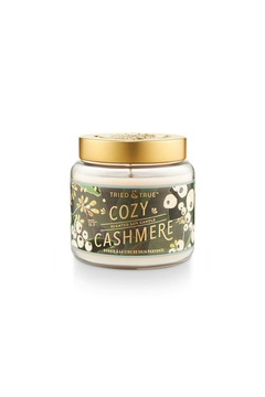 Tried & True by Illume Cozy Cashmere Jar Candle - Alternate List Image
