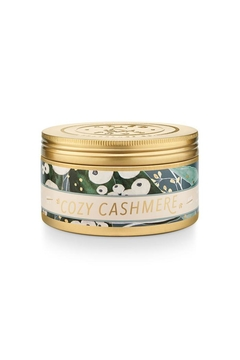 Tried & True by Illume Cozy Cashmere Tin Candle - Alternate List Image