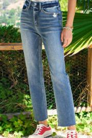 Flying Monkey  Triggered Monkey Jeans - Front cropped