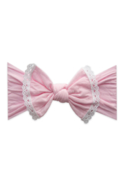 Baby Bling Trimmed Classic Knot Lace - Product Mini Image