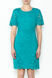 Trina Turk Dynamix Dress - Front full body