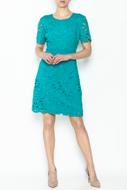 Trina Turk Dynamix Dress - Side cropped