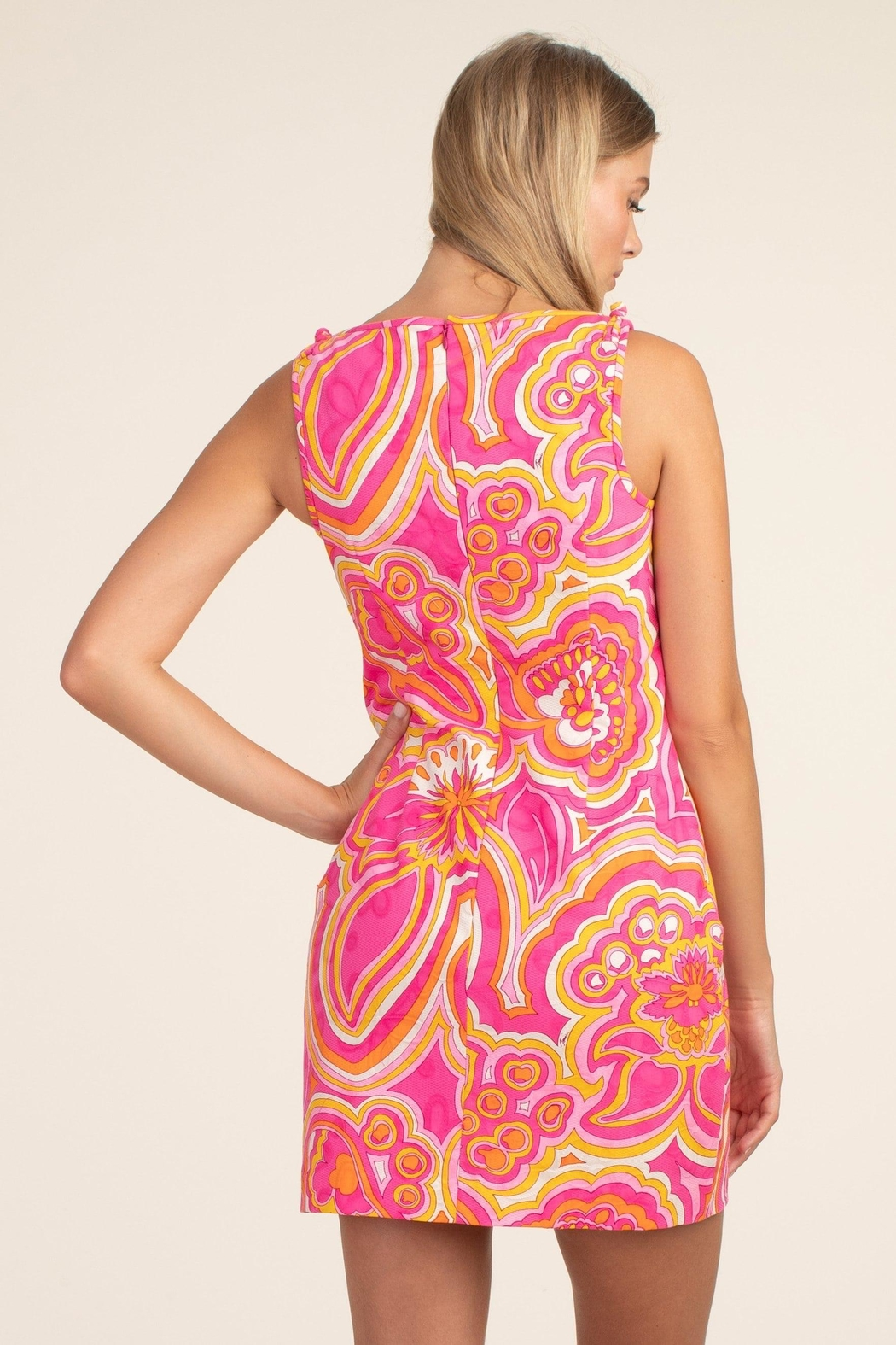 Trina Turk Encantader Dress - Front Full Image