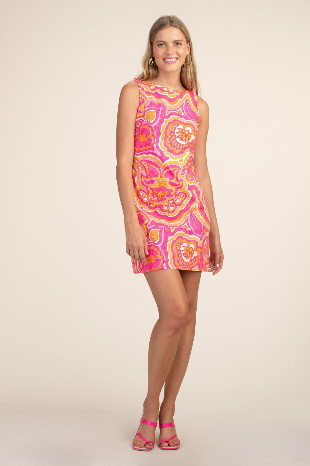 Trina Turk Encantader Dress - Side Cropped Image