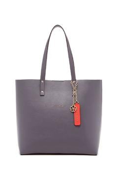 Trina Turk Laney Leather Tote - Product List Image