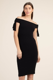 Trina Turk Midi Black Dress - Product Mini Image