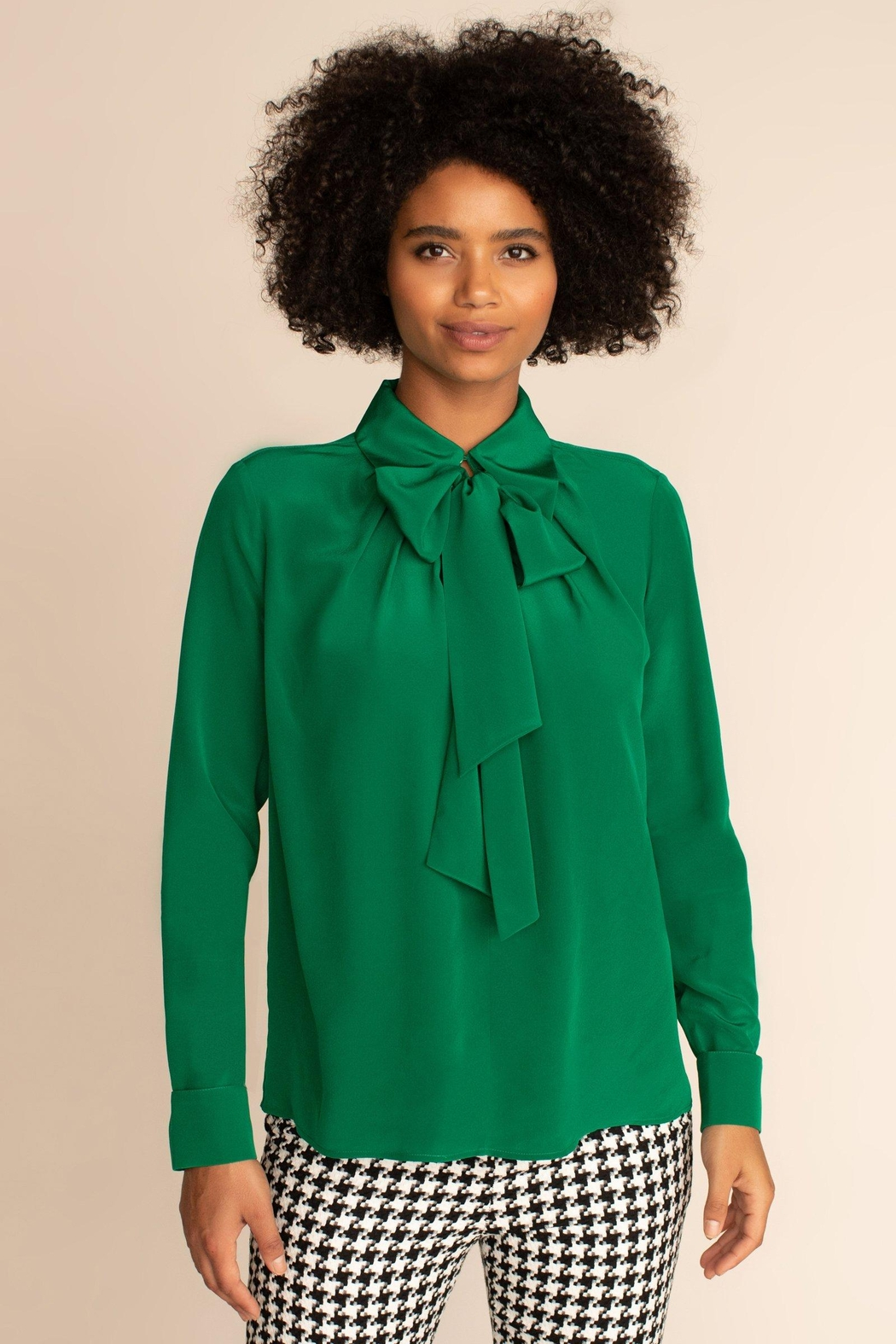 Trina Turk Precious Top - Front Cropped Image