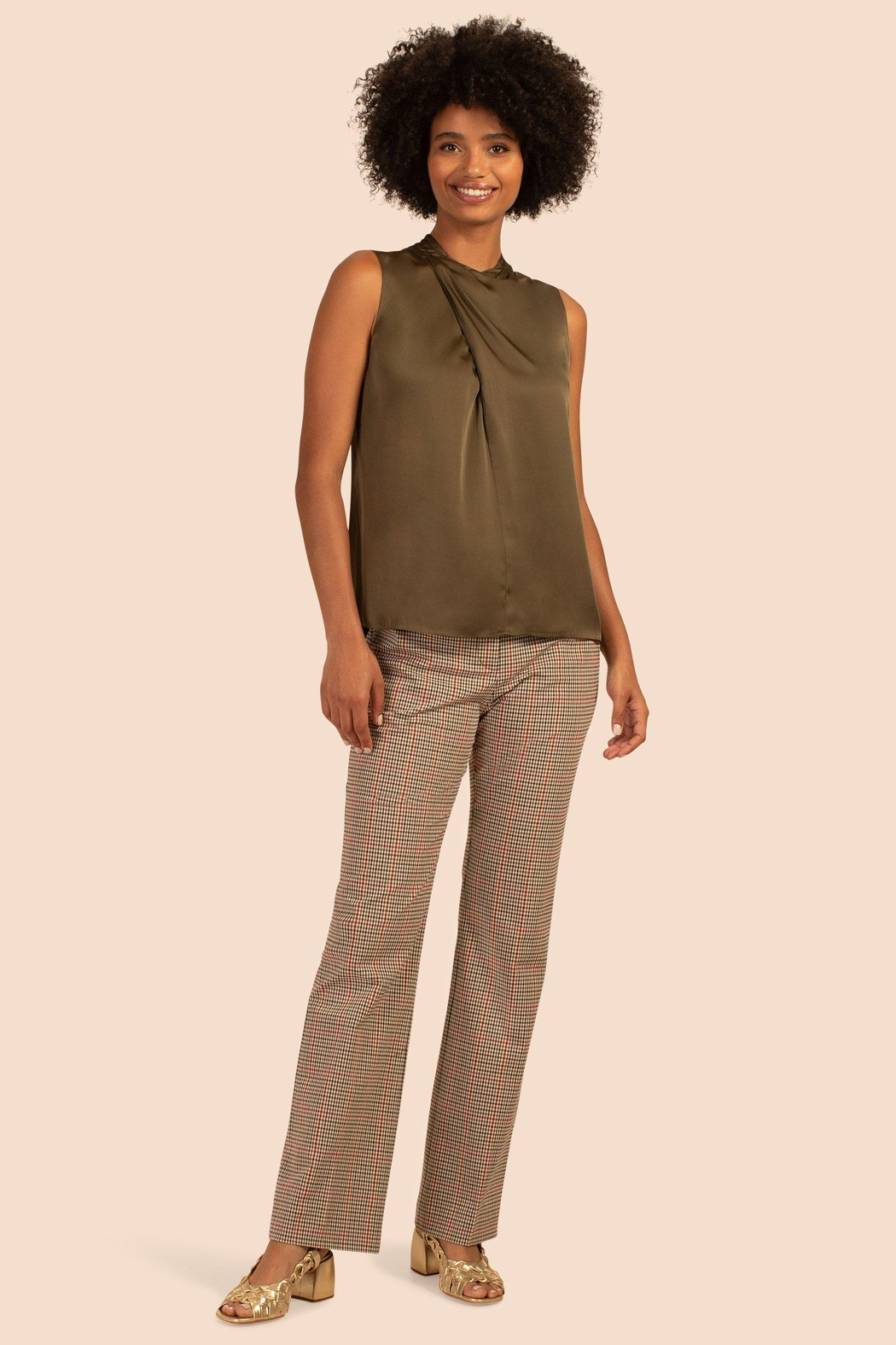 Trina Turk Staycation Top - Side Cropped Image