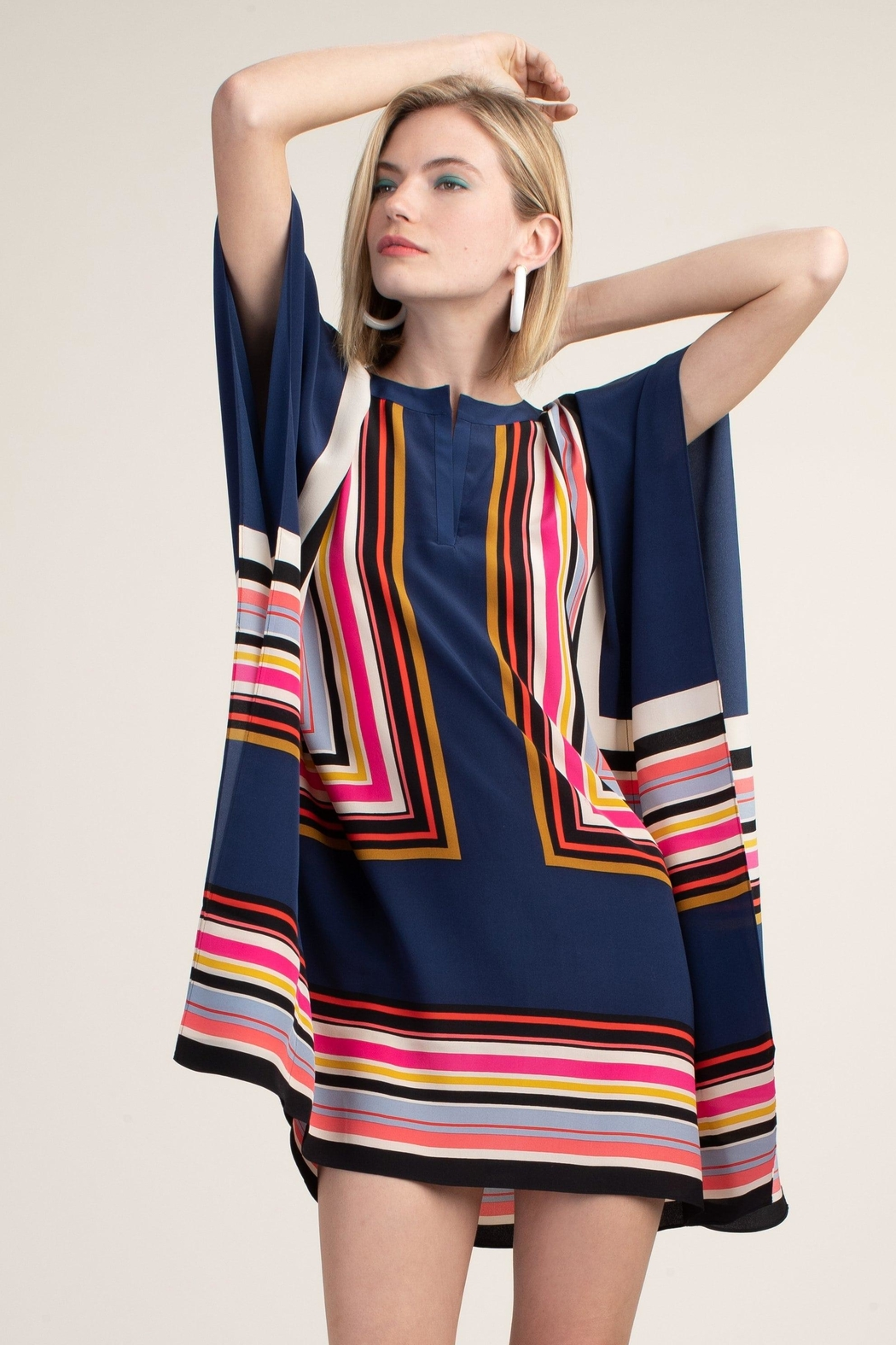 Trina Turk Theodora Dress - Side Cropped Image