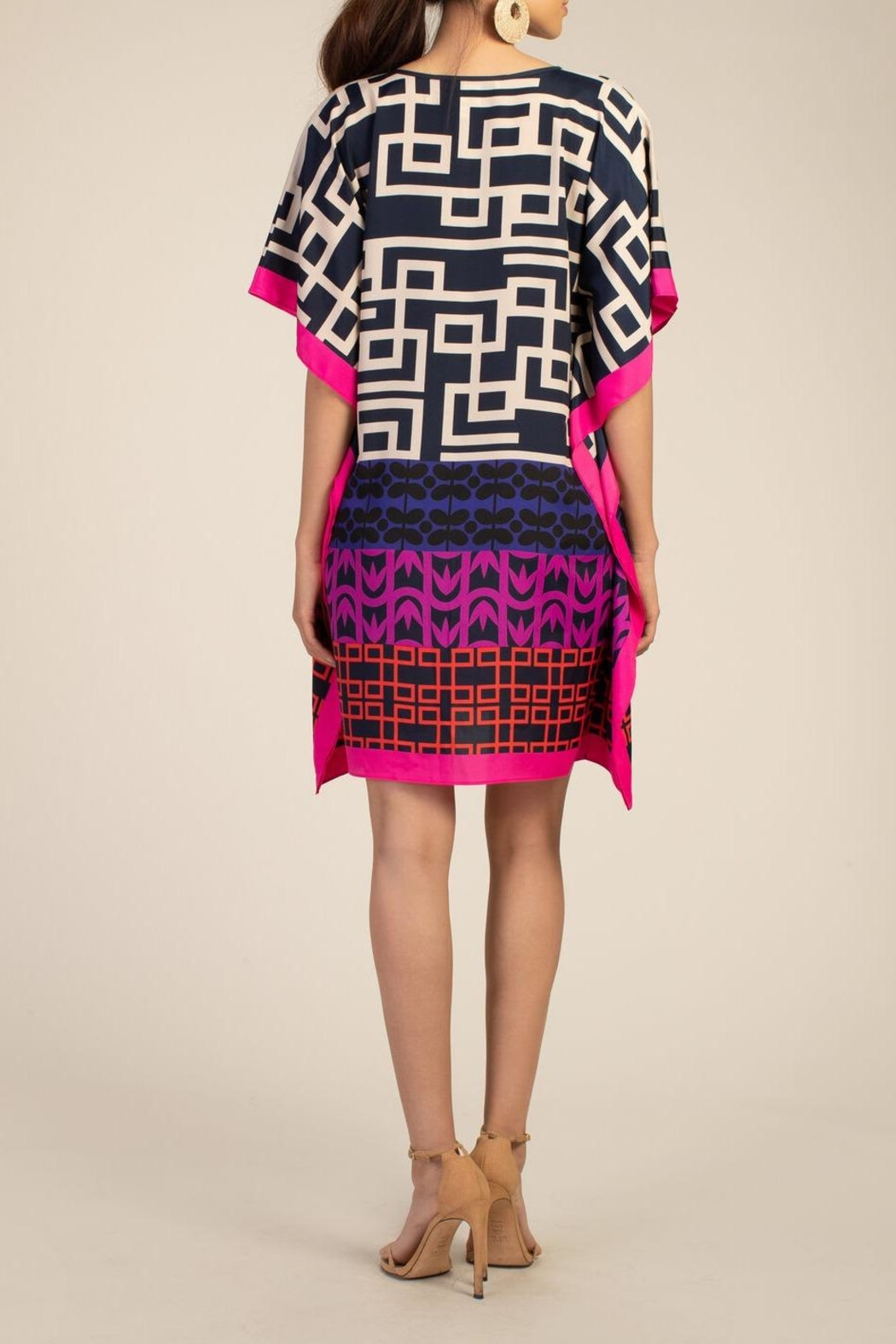 Trina Turk Theodora Dress - Front Full Image