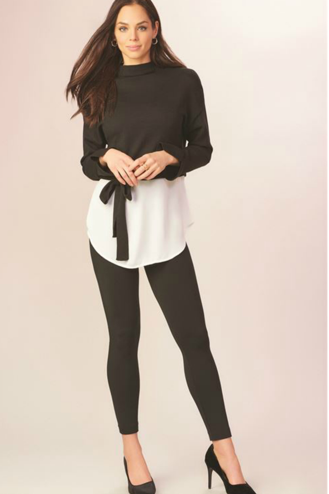 Charlie Paige Trinity Tunic - Front Full Image