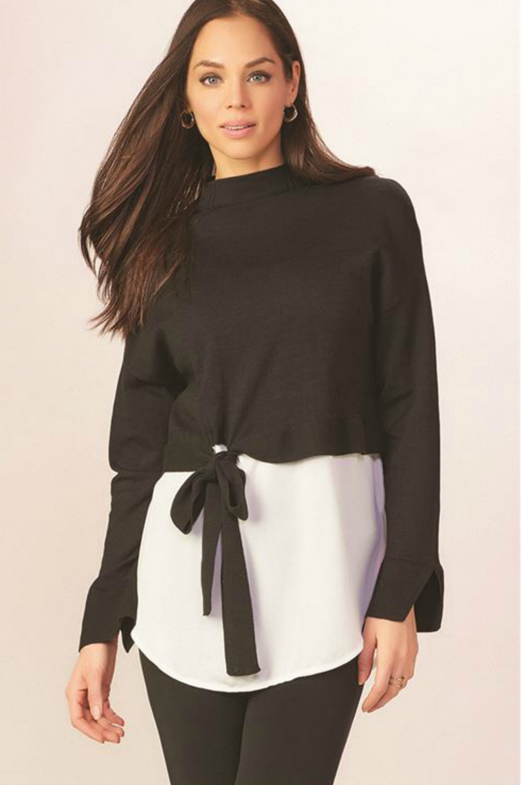 Charlie Paige Trinity Tunic - Front Cropped Image