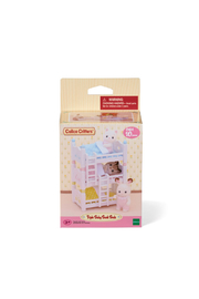 Calico Critters Triple Baby Bunk Beds - Back cropped