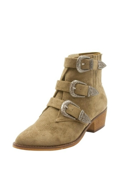 Shoptiques Product: Triple Belted Booties