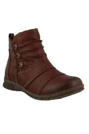 Spring Footwear Triple Button Bootie - Product Mini Image