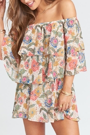 Show Me Your Mumu Triple Decker Romper - Product Mini Image