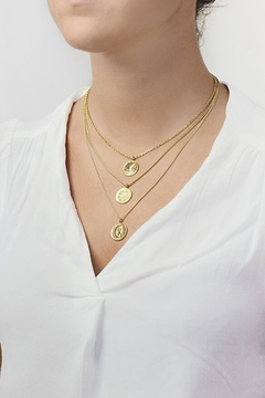 Eduardo Sanchez Triple Layered Necklace - Alternate List Image