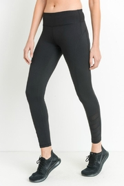 Modern Emporium Triple Slanted Leggings - Product Mini Image