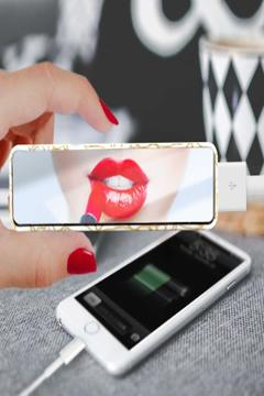 Shoptiques Product: Mirror Phone Charger