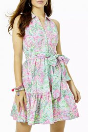 Lilly Pulitzer  Trisha Stretch Shirtdress - Product Mini Image