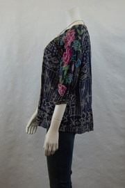 Johnny Was Collection Trista Blouse - Front full body