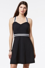 TRISTAN Strip Strap Dress - Product Mini Image