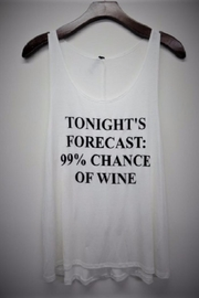 Triumph Wine Forecast Tank - Product Mini Image