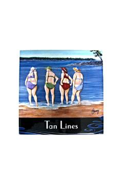 Shoptiques Product: Trivet Tan Lines