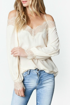 Sugar Lips Trixie Lace Top - Product List Image