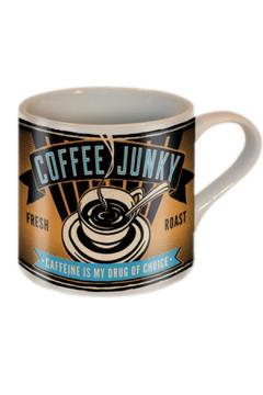 Shoptiques Product: Coffee Junky Coffee Mug
