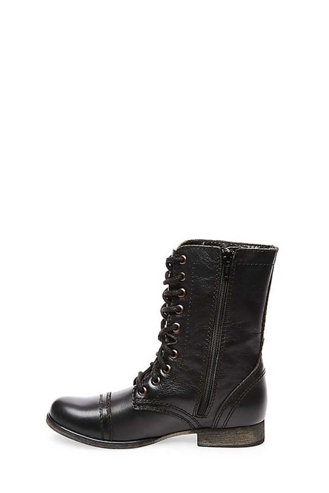Steve Madden Troopa Boot - Back Cropped Image