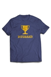 R+D Hipster Emporium  Trophy Husband Tee - Product Mini Image