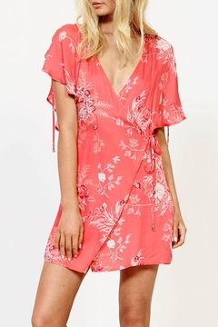 MINKPINK Tropic Wrap Dress - Product List Image