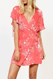 MINKPINK Tropic Wrap Dress - Product Mini Image
